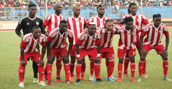 Super Eagles W/C Qualifying Opponent Liberia Lose Again, Fall To Mauritania In Friendly