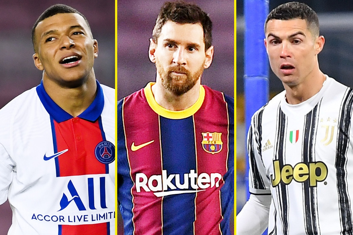 Mbappe Is World's Next Star After Messi, Ronaldo's Career Ends – Mourinho