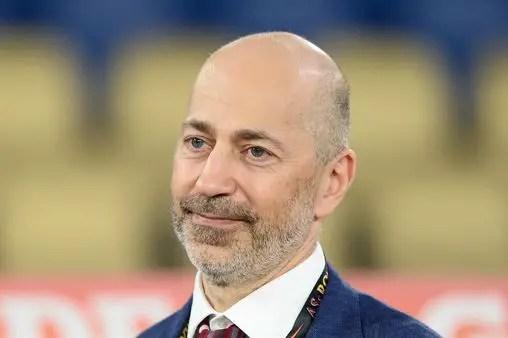 Ex-Arsenal CEO Gazidis Diagnosed With Throat Cancer