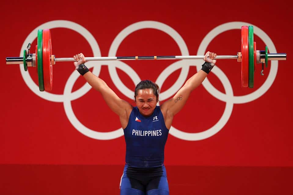 Tokyo 2020: Diaz Clinches First-Ever Gold Medal For Philippines In Weightlifting