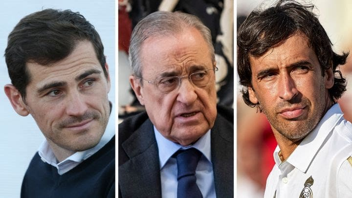 Madrid President Perez: Casillas, Raul Are Frauds