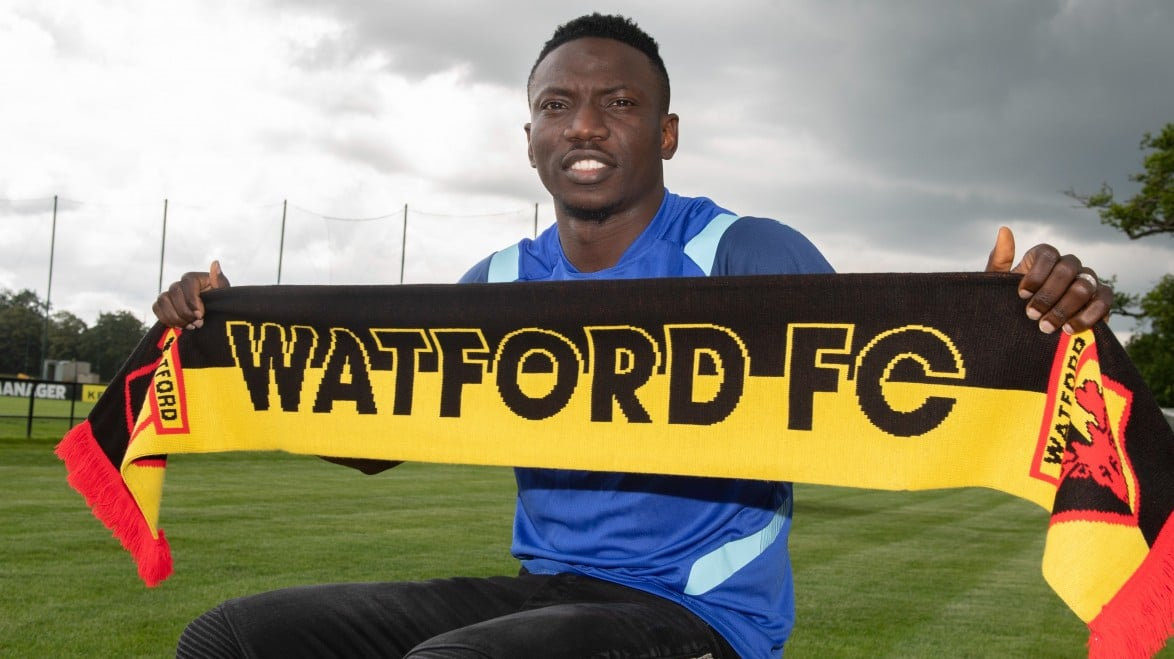 Etebo Opens Up On Watford Loan Move