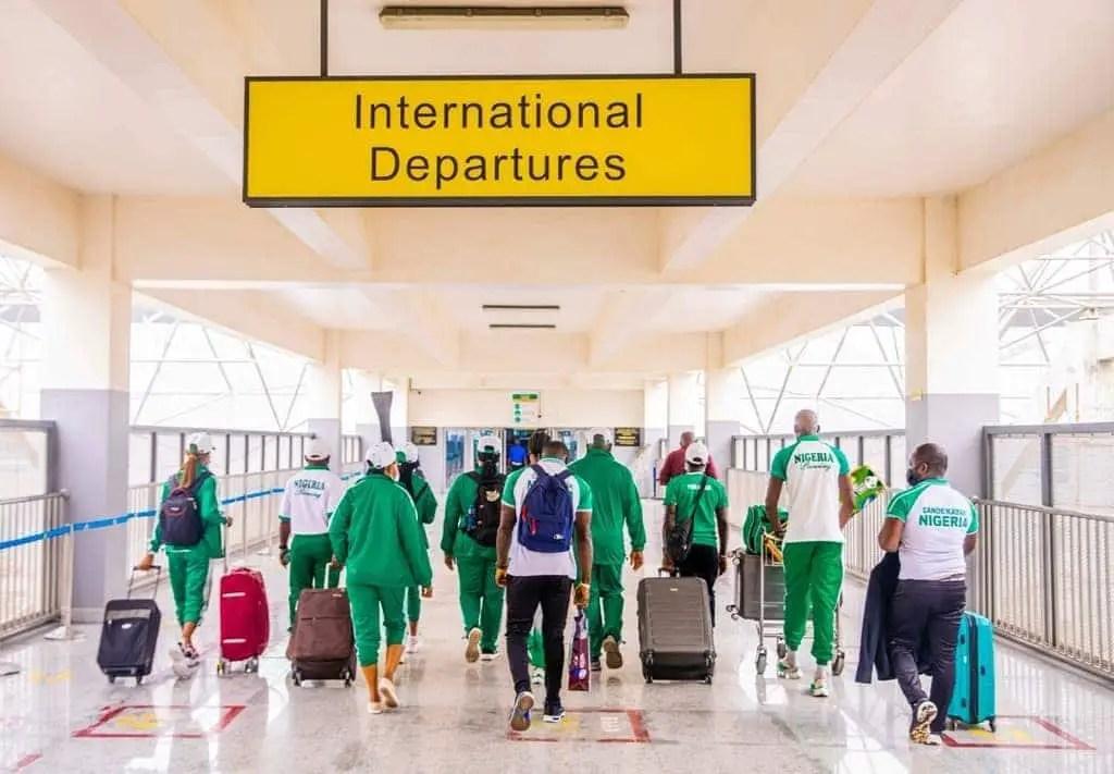 Full List: 60 Team Nigeria Athletes To Tokyo 2020 Olympics