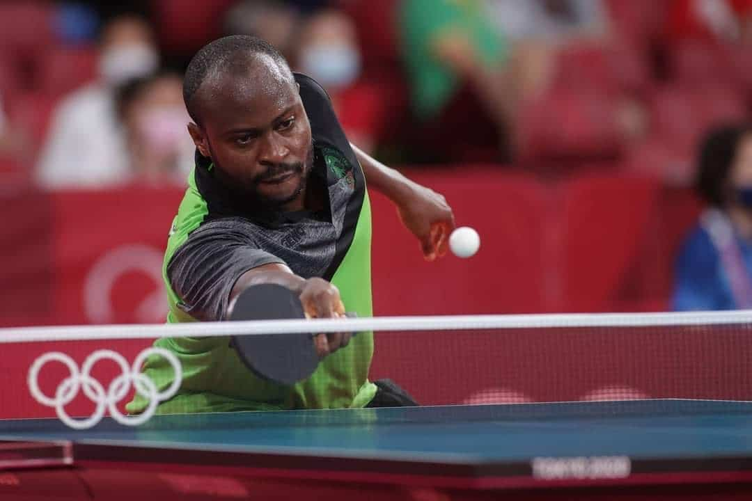 Quadri Regrets: 'Without Tokyo 2020 Medal, I've Disappointed Sports Minister'
