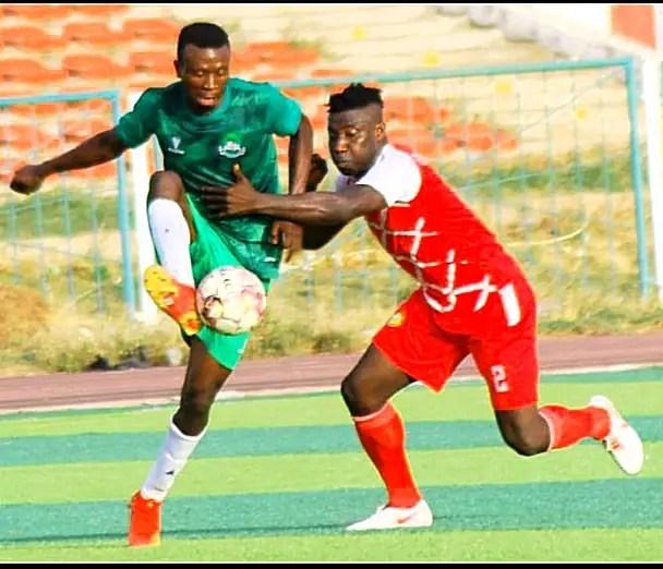 New Sensation Silas Nwankwo Powers Nasarawa Utd To  Aiteo Cup Semis