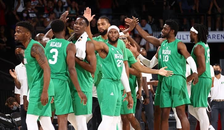 Tokyo 2020: NBBF Boss, Sports Minister Hail D'Tigers For Representing Nigeria 'Very Well'