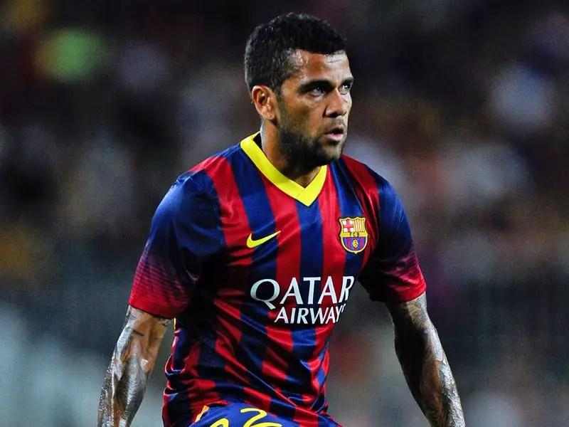 Egyptian Club Target Ex-Barca Star Alves