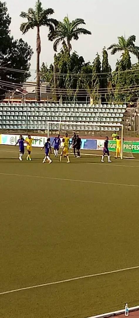 NPFL: Akwa United Pip Enyimba, Extend Lead; Pillars, Nasarawa Utd Falter
