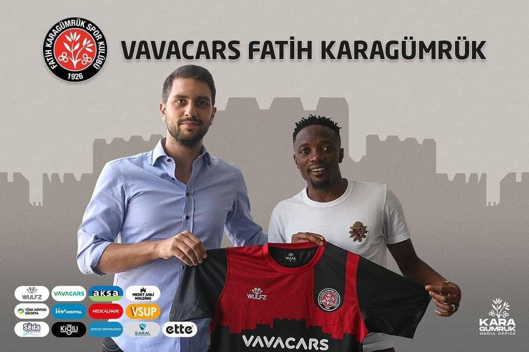Agent: Why Musa  Snubbed Other Turkish Clubs For Fatih Karagumruk