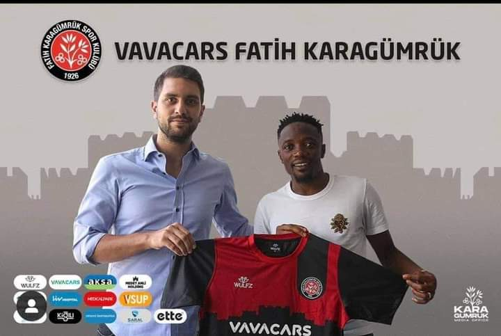 OFFICIAL: Ahmed Musa Joins Turkish Club Fatih Karagumruk