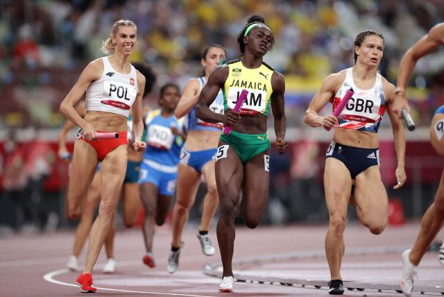 Tokyo 2020 Mixed Relay: Nigeria Miss Out On Final Place