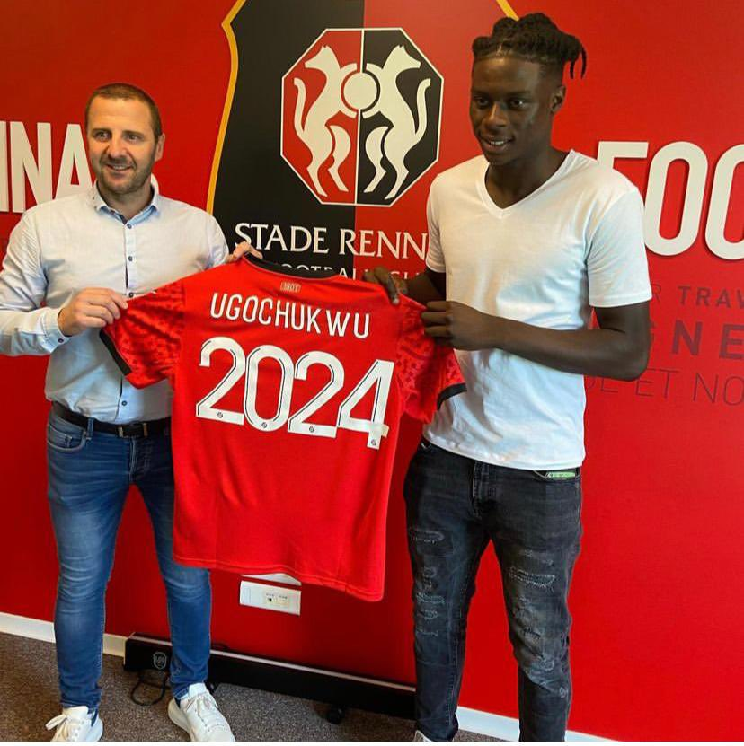Lesley Ugochukwu Extends Rennes Contract Until 2024