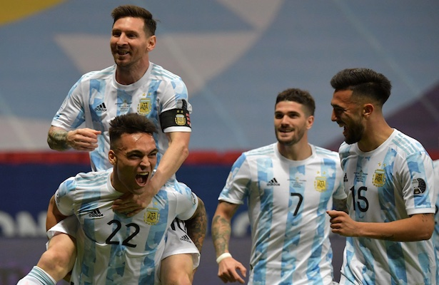 Copa America: Argentina Beat Colombia On Penalties To Reach Final Against Brazil