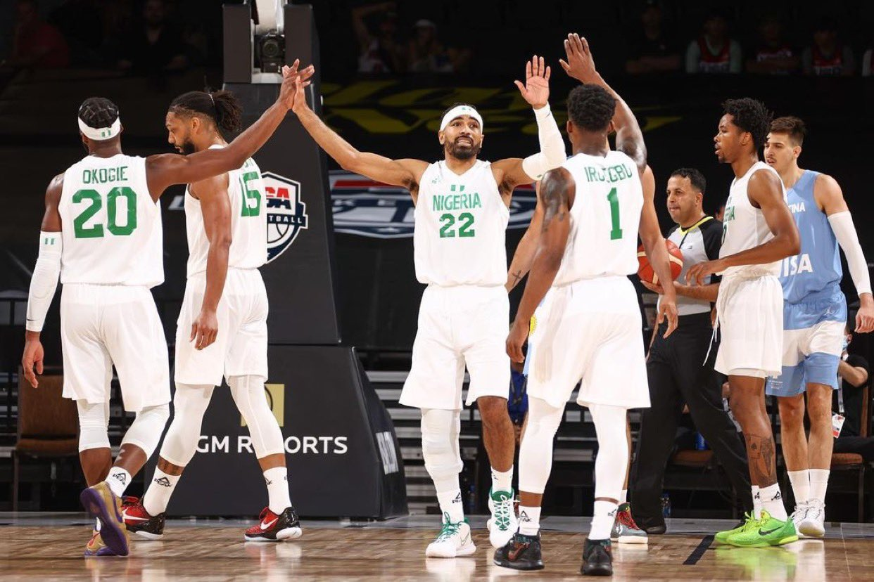 D'Tigers Outclass World Number Four Argentina In Pre-Olympic Friendly