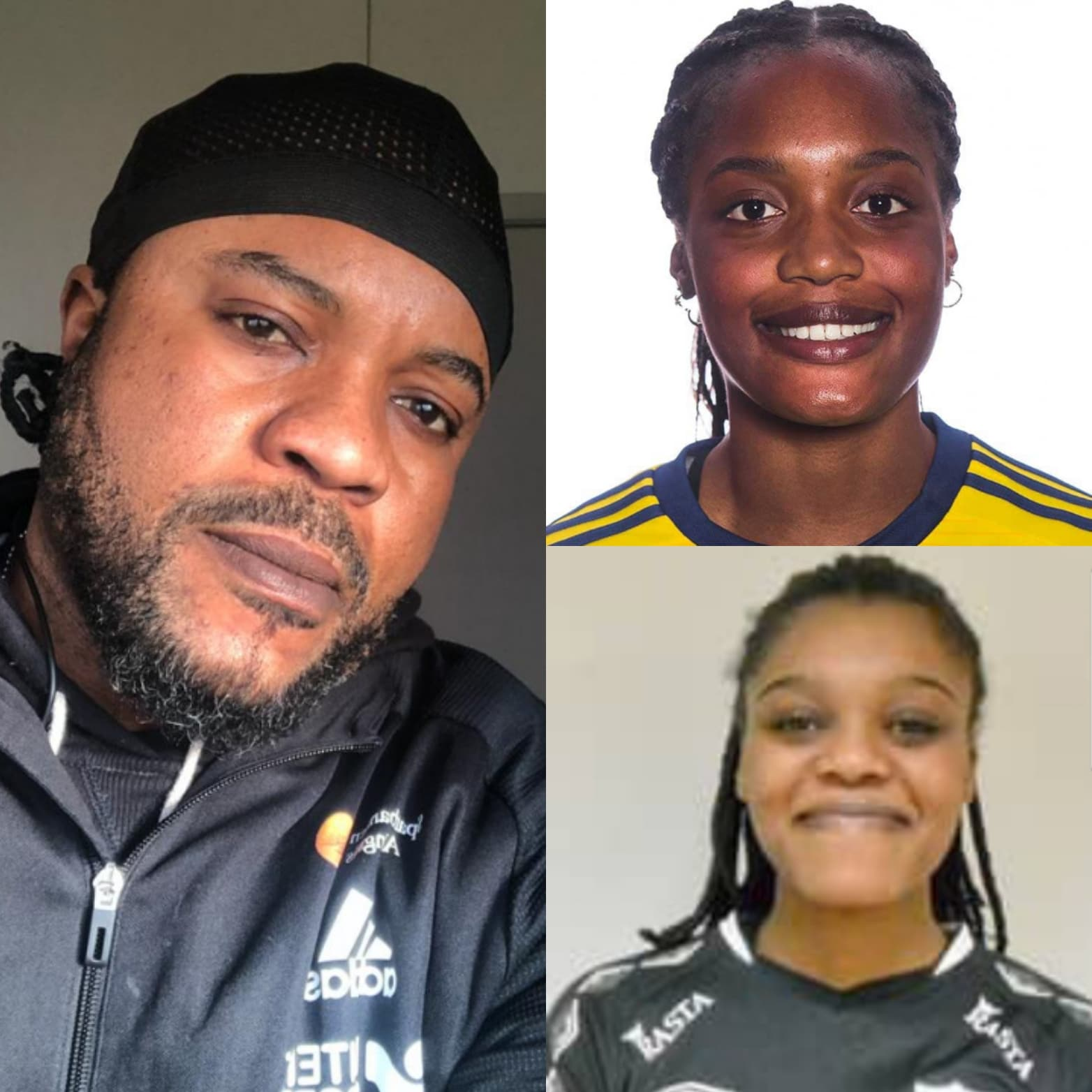 'My Two Daughters Play Like Me,  Super Falcons Call-up Good'  –Peter Ijeh