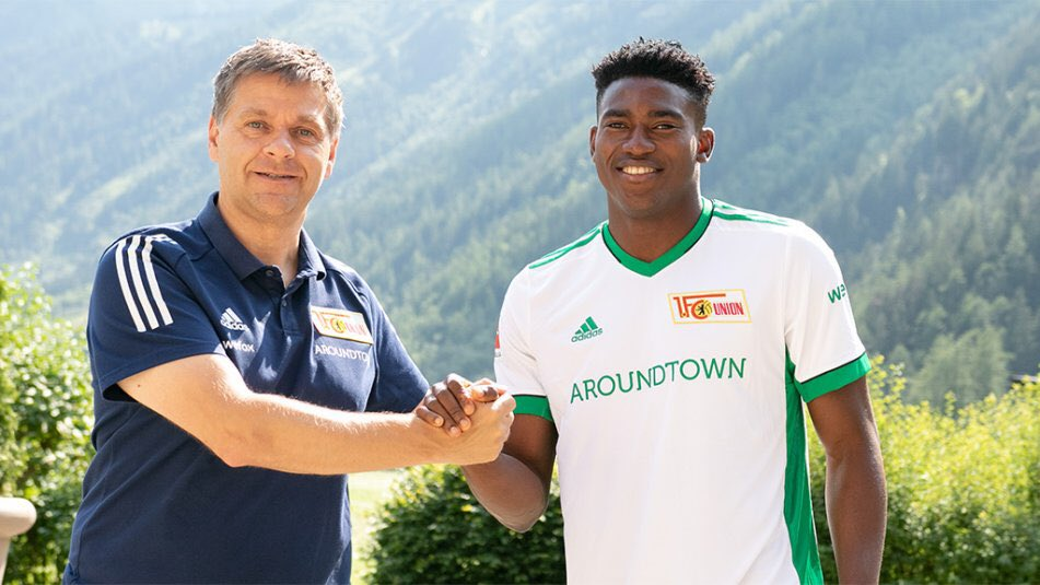 Awoniyi Thrilled To Complete Union Berlin Transfer