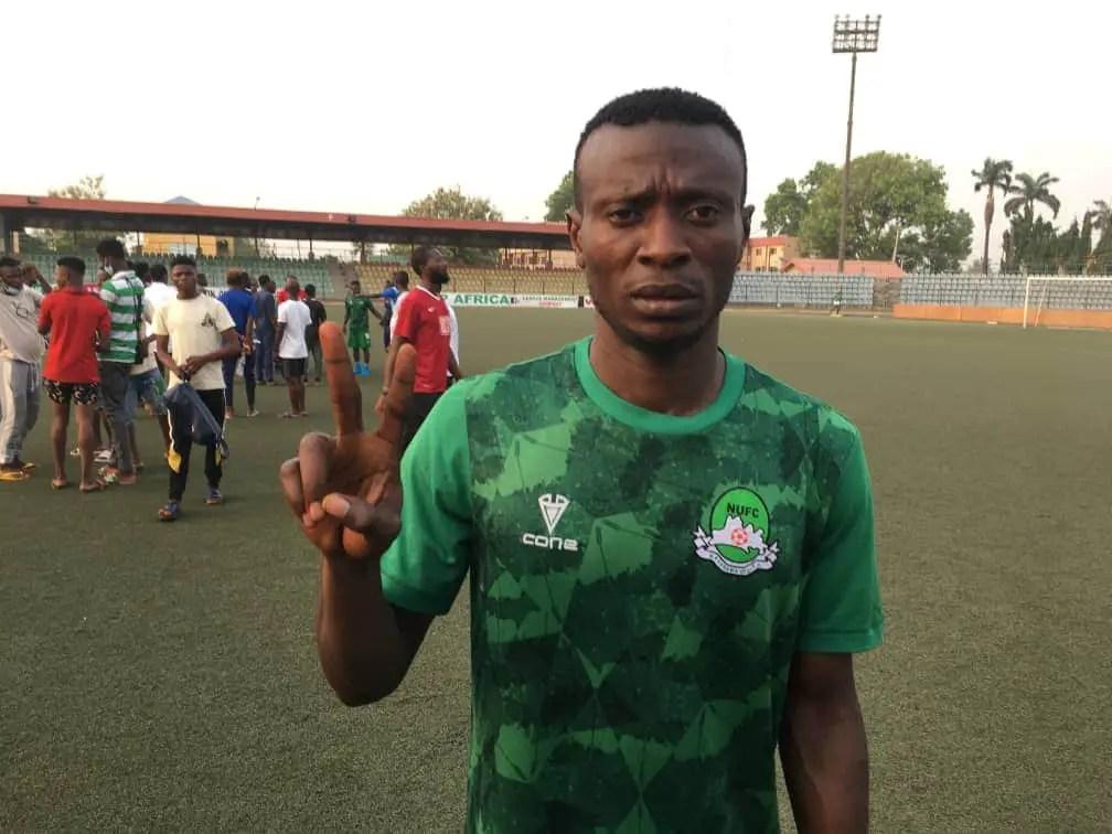 NPFL Leading Scorer Silas Nwankwo Targets 25 Goals