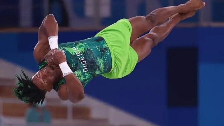 Tokyo 2020 Gymnastics: Eke Misses Out On Quarter-finals Spot