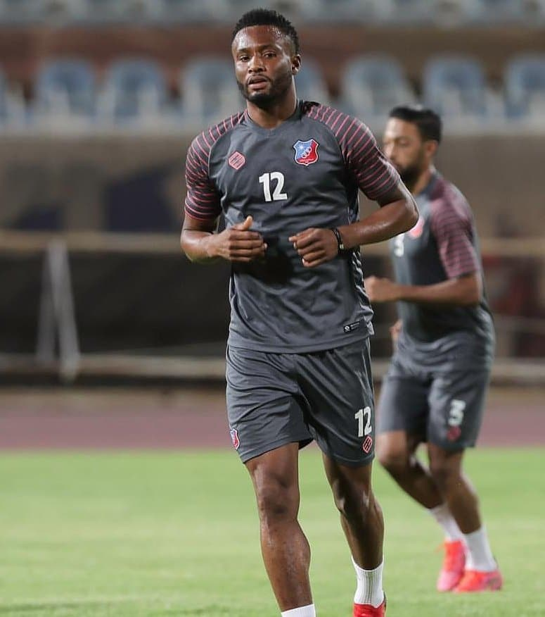 Mikel Starts Training With  Al Kuwait SC