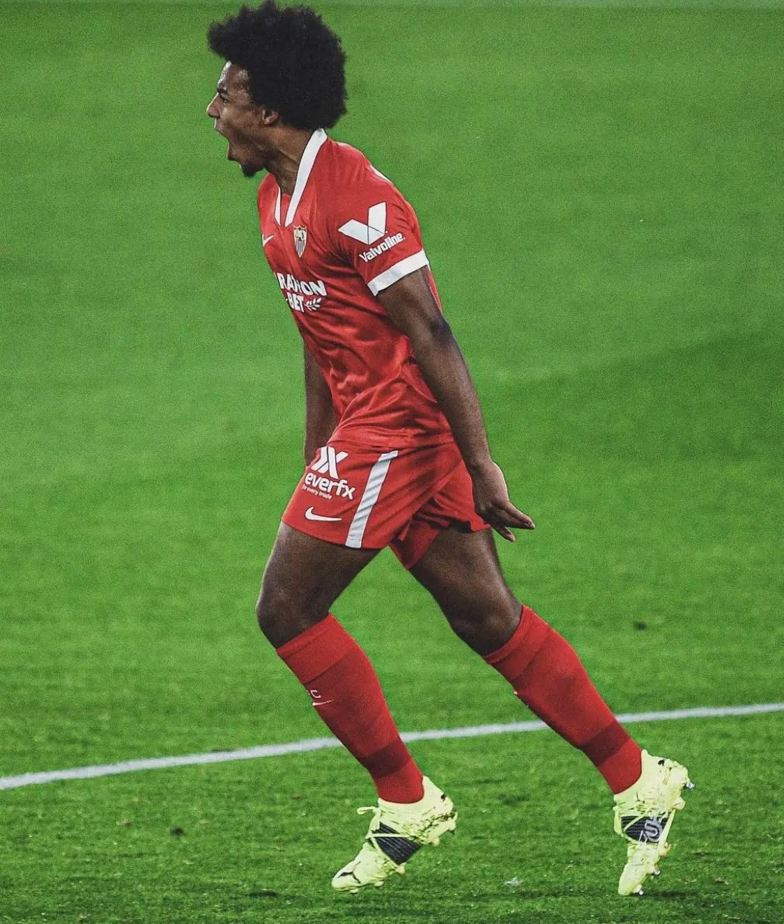 Chelsea Move For Sevilla Defender Jules Kounde