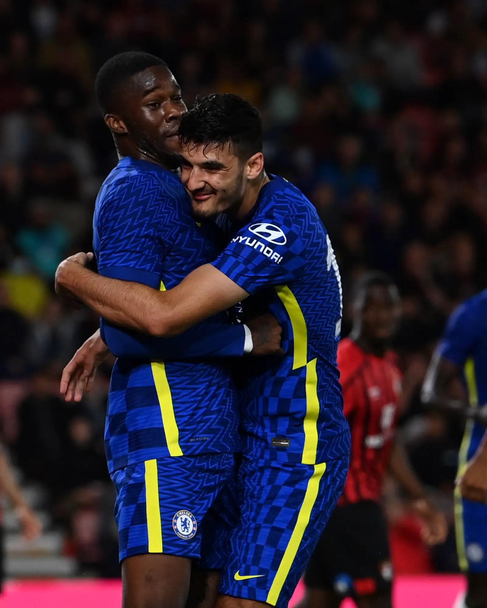 Ike Ugbo Nets Winner As Chelsea Beat Bournemouth In Friendly
