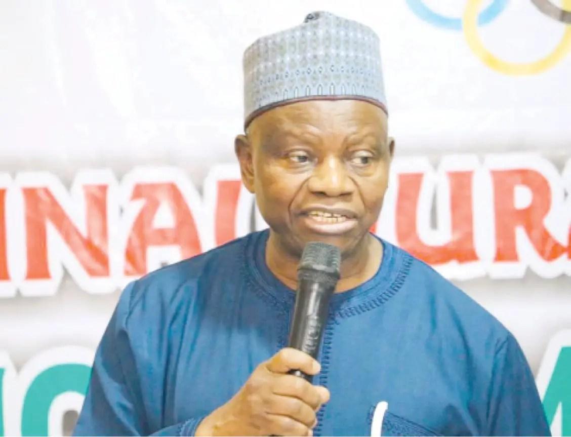 Tokyo 2020: ' Stay Clean, Win Clean Medals' – NOC President Gumel Urges Team Nigeria