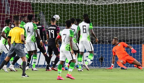 Exclusive: It Will Be Unfair To Condemn Home Eagles After Defeat To Mexico- Unuanel