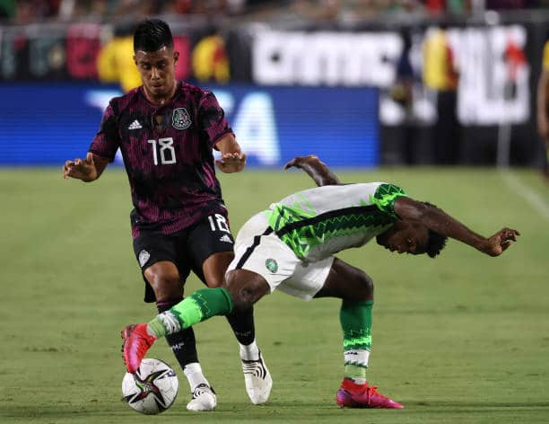 Mexico Friendly: Iwuala, Noble Recount Home-Based Eagles' Unforgettable Experience In US