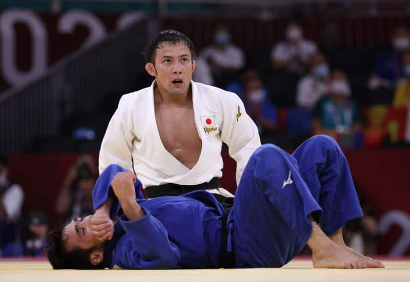 Tokyo 2020: Takato Wins Japan's First Gold In Judo