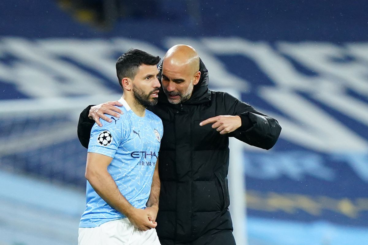Guardiola Expresses Frustration Searching For Aguero's Replacement