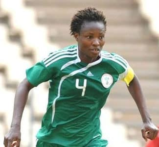 Ex-Falcons Star, Nwocha Loses Husband Five Years After Marriage