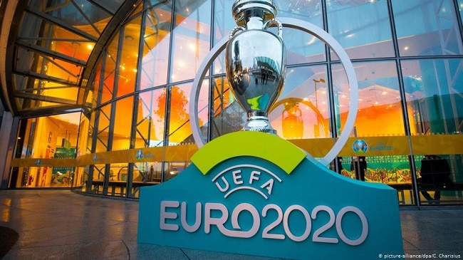 Stream The UEFA Euro 2020 Final On Showmax Pro