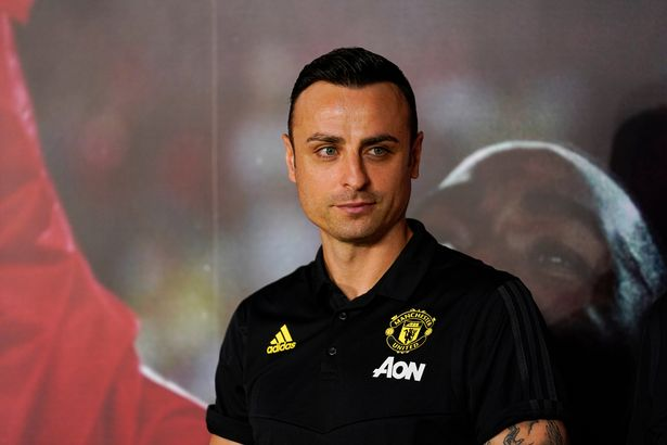 Berbatov: Why Man United Are Strong Contenders For EPL Title