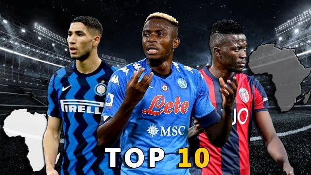 African Players To Watch Out For In 2021-22