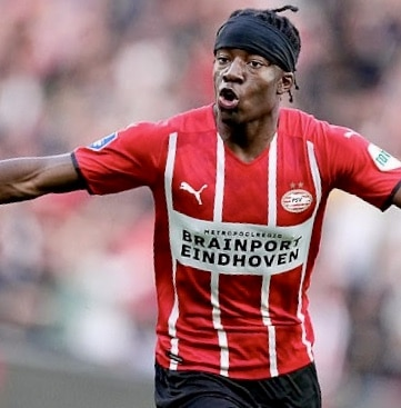 Madueke Targets Spot In England's 2022 World Cup Squad