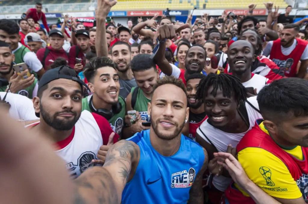 Neymar 5-A-Side Tourney: Brazil Superstar Talks Up Event, New PSG Deal