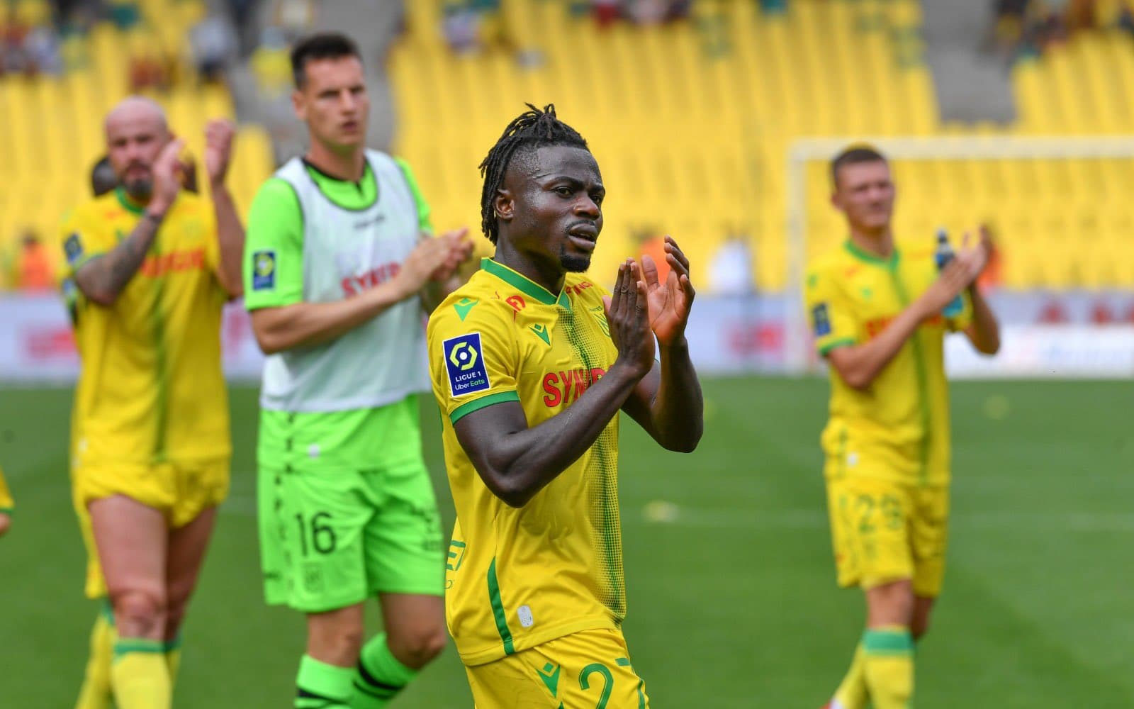 Simon Relishes Nantes League  Win Against Metz