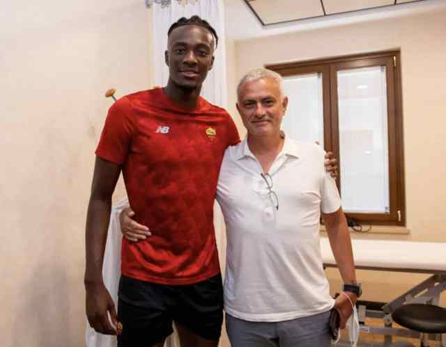 Mourinho: Bringing Abraham To Roma A Real Coup