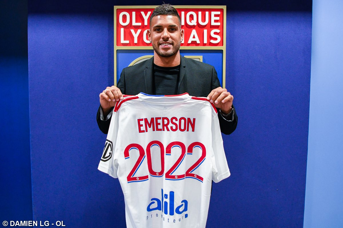 Emerson Joins Lyon On Loan From Chelsea