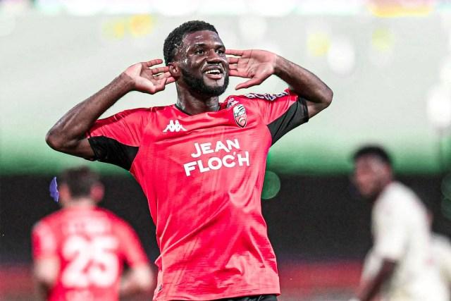 Lorient Boss Thumbs Up 'High Level' Player Moffi