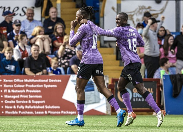 Aribo Thrilled With 'Impressive' Rangers Win Over Ross County