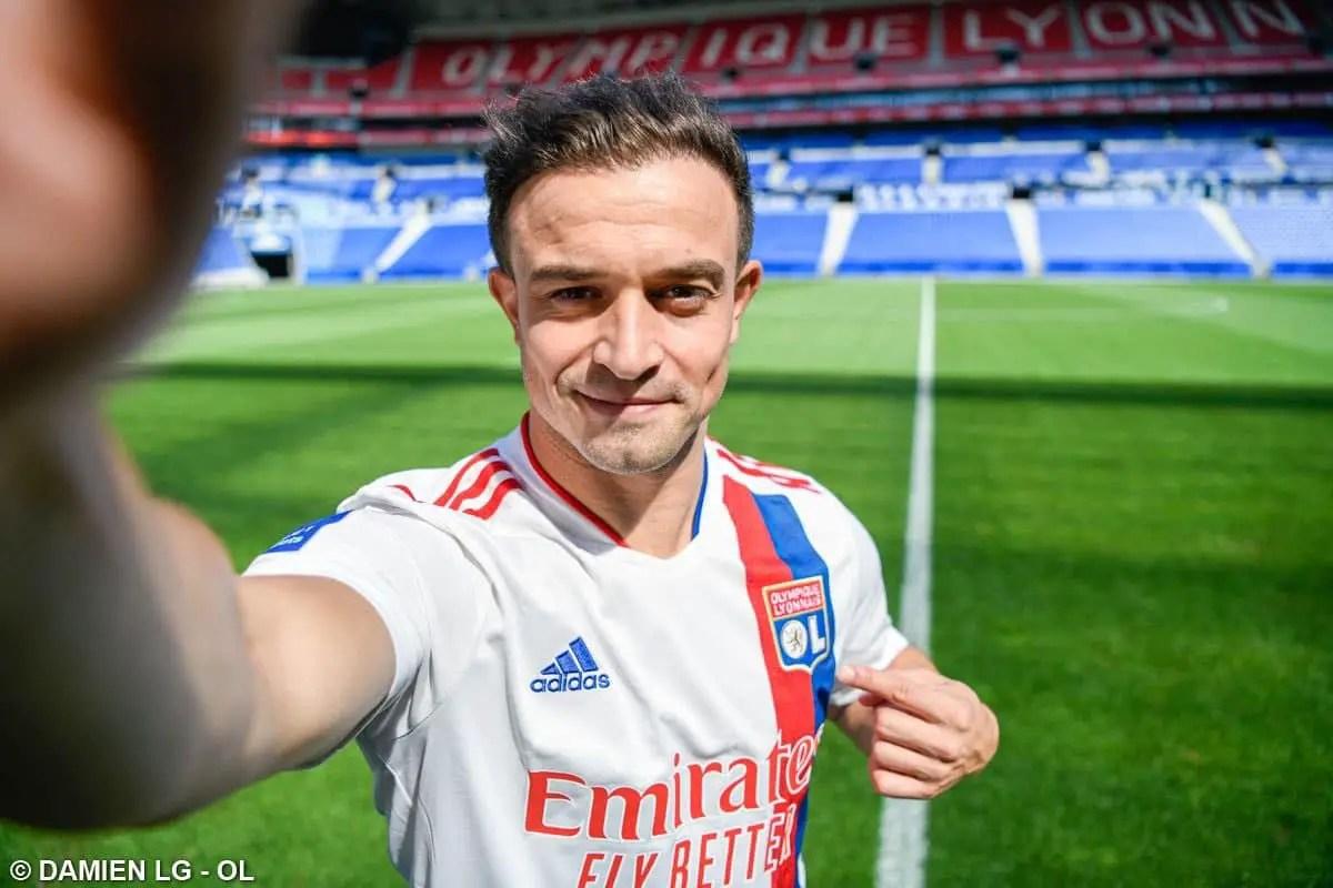 OFFICIAL: Shaqiri Joins Lyon On Permanent Transfer