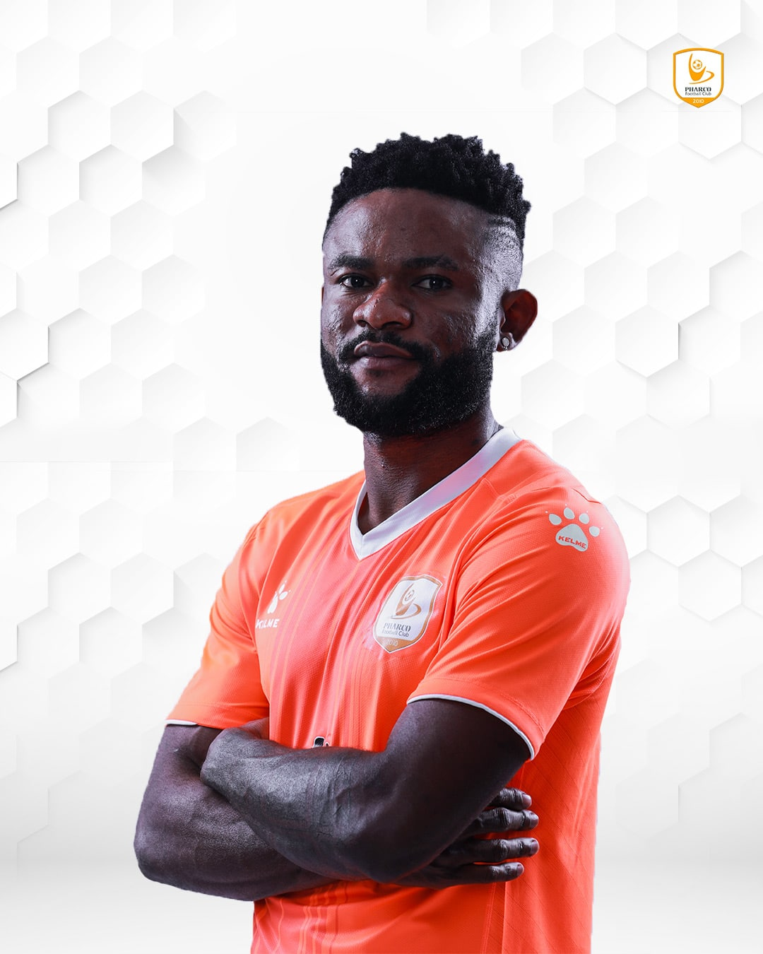 Done Deal: Kingsley Sokari Seals Pharco FC Transfer