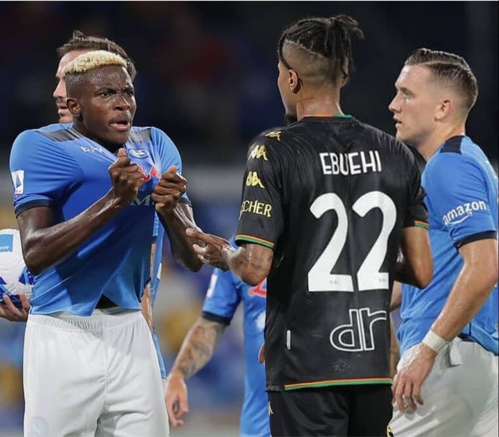 Serie A: Osimhen To Face Juventus After Ban Lifted