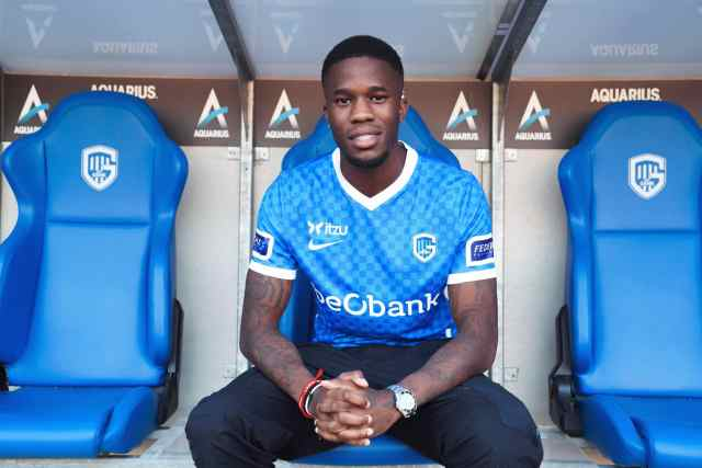 OFFICIAL: Ike Ugbo Joins Onuachu, Dessers At Genk