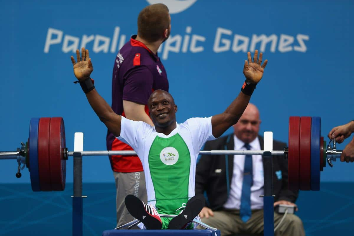 Tokyo 2020 Paralympics: Nigeria's Adesokan Places Fourth In Powerlifting