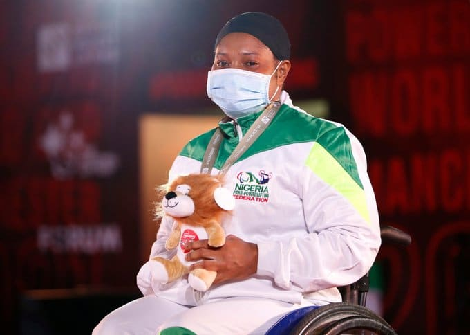 Tokyo 2020 Paralympics: Team Nigeria Clinch Another Bronze In Powerlifting