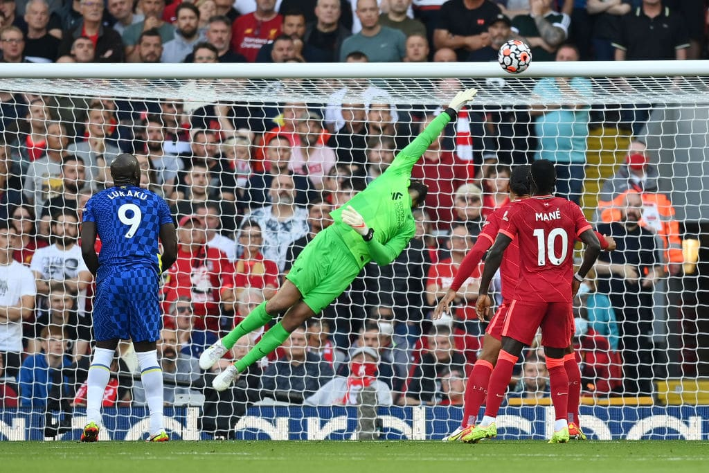 Premier League: 10-man Chelsea Hold Liverpool At Anfield