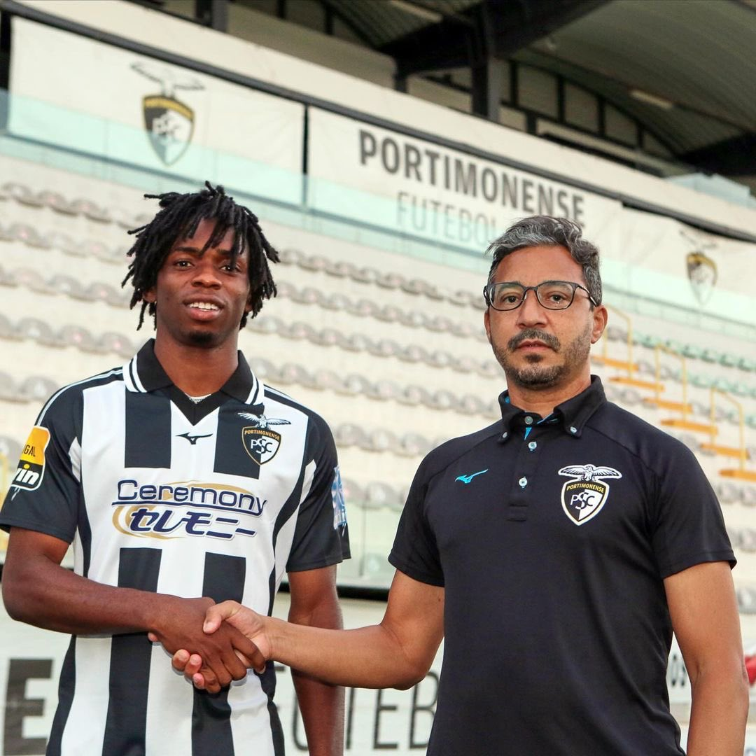Done Deal:  Marcus Abraham Joins Portuguese Club Portimonense On Loan