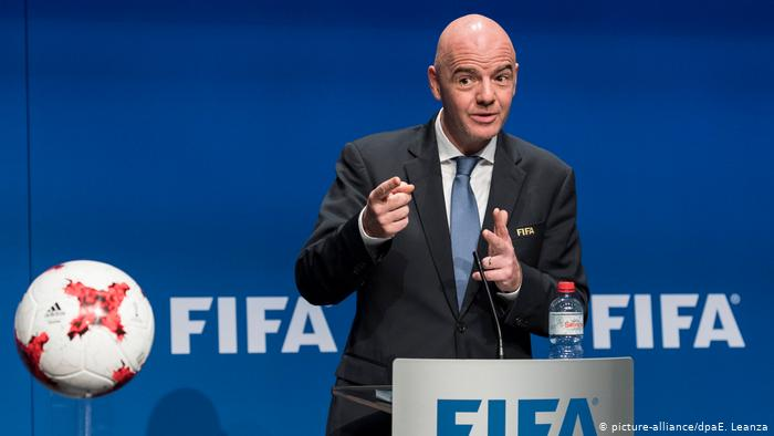 2022 World Cup Qualifiers: FIFA Warns EPL Clubs Against Blocking Players From National Duty